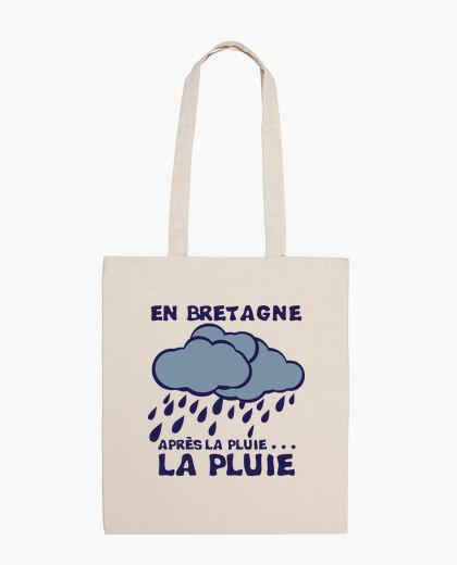 Bolsa en Bretaña después de la lluvia
