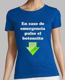 en caso de emergencia chica