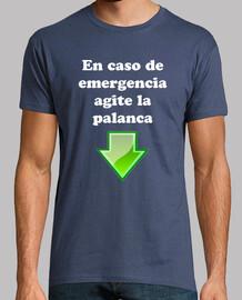En caso de emergencia chico
