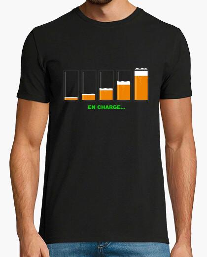 Tee-shirt En charge...