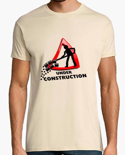 Camiseta En Construcción