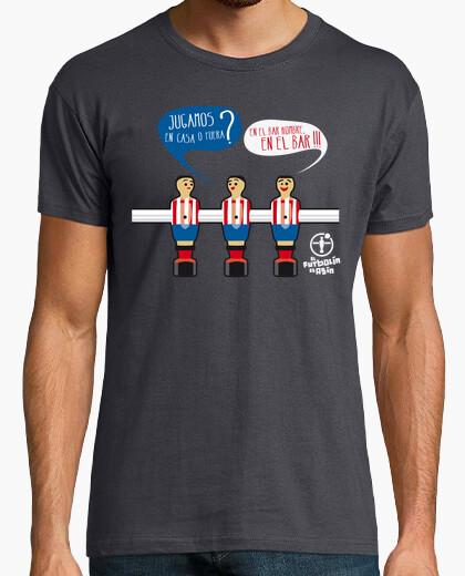 Camiseta En el bar hombre, en el bar
