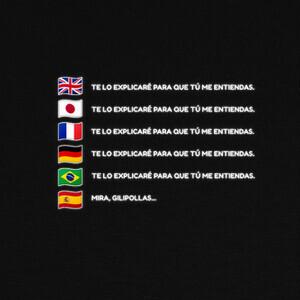 Camisetas En España se dice así...