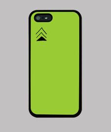 en forme de triangle portable