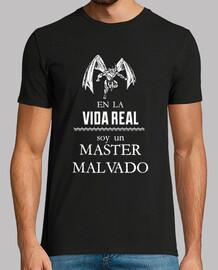 En la Vida Real soy un Master Malvado