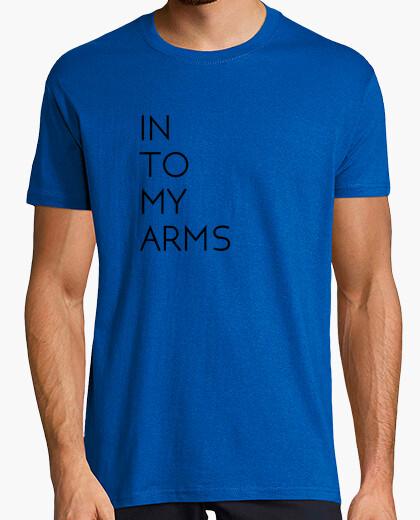 Camiseta en mis brazos - nick cave