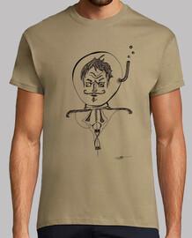 en una burbuja camisa de hombre