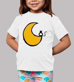 enamorao the moon cat