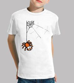 enchevêtrement d'araignée