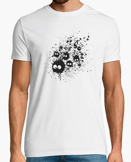 Tee-shirt Encre susuwatari