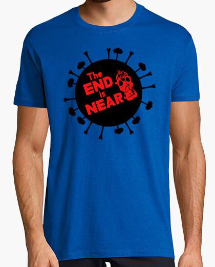 Camiseta End is Near - Wuhan