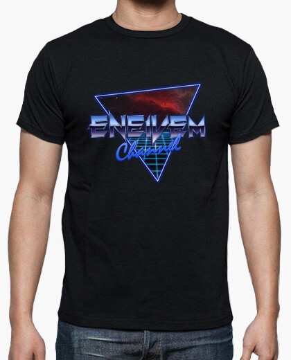 Camiseta ENEIVEM Channel v.2 (2017) [H]