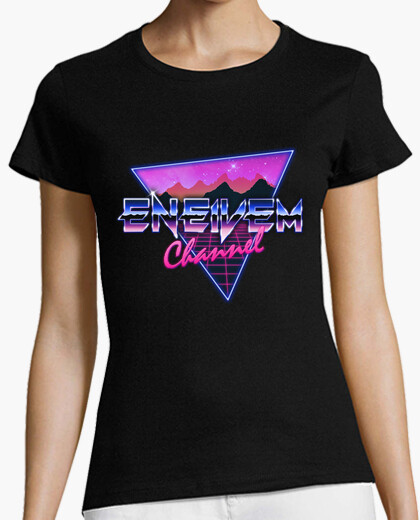 Camiseta ENEIVEM Channel v.2 [M]