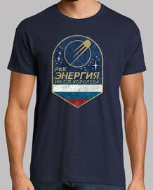 Energia Russia Space Emblem