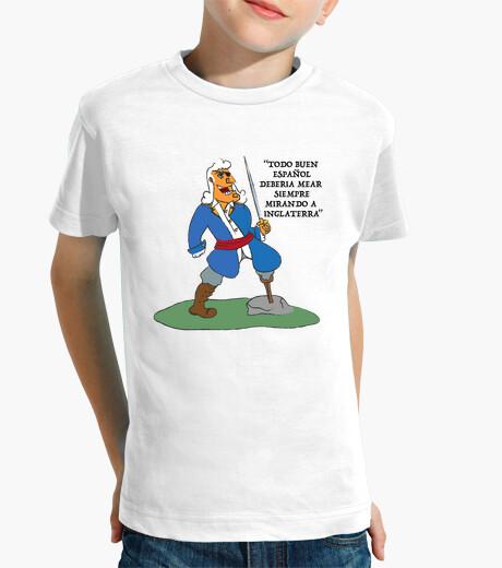 Vêtements enfant enfant, manches courtes, blas blanc
