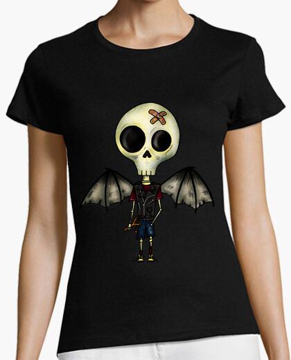 Tee-shirt Enfant squelette