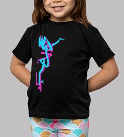 enfants wyldstyle  tee shirt