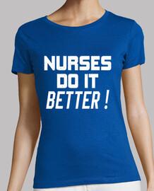 enfermeras lo hacen mejor!