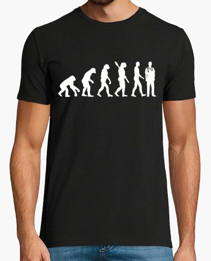 Camiseta enfermero de evolución