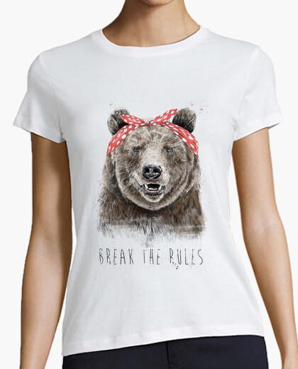 Tee-shirt enfreindre les règles ii