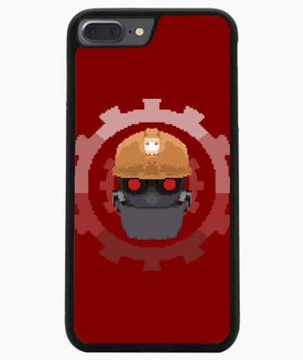 Funda iPhone 7 Plus / 8 Plus EngiBOT RED