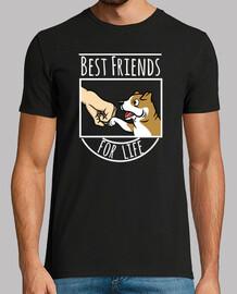englische Bulldogge beste Freunde fürs