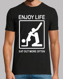 enjoy la vita, eat fuori più spesso