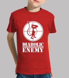 ennemi diabolique