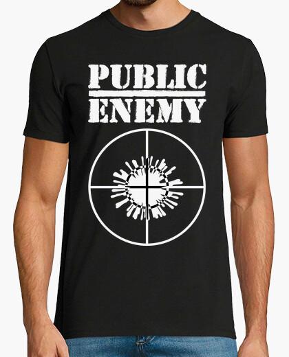 Tee-shirt ennemi public
