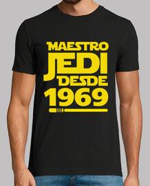 Enseignant Jedi depuis 1969