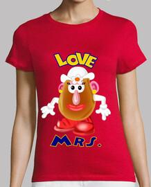 ensemble x2 couples mrs. et mr. histoire d'amour, dame