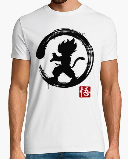 Camiseta Enso Saiyan