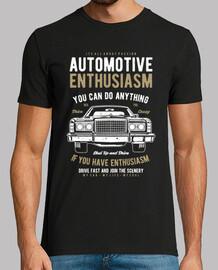 enthousiasme automobile
