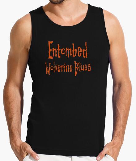 Entombed wolverine blues t-shirt