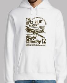 entraînement en vol
