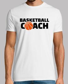 entraîneur de basket