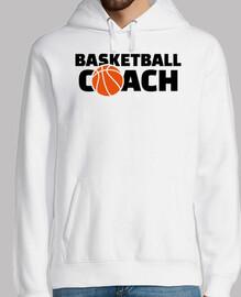 entraîneur de basket-ball