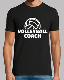 entraîneur de volleyball