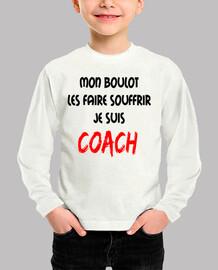 entrenador hacerlos sufrir