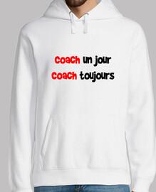 entrenador un día entrenador siempre