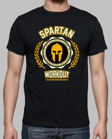 Entrenamiento Espartano - Spartan Workout