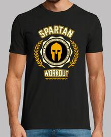 Entrenamiento Espartano - Spartan Workout