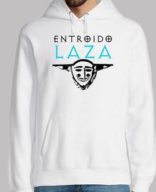 Entroido de laza (logo black - man)