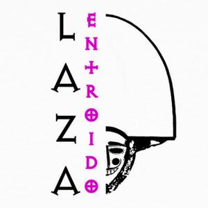 Camisetas Entroido de Laza (Logo Negro - Mujer)