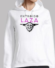 entroido de laza (logo noir- femme)