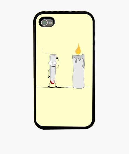 Funda iPhone envidia vela iphone 4