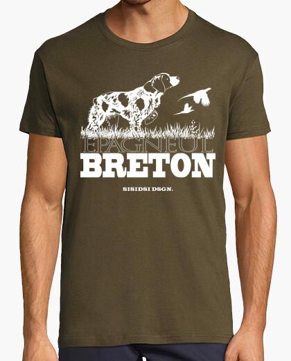Camiseta Epagneul Breton