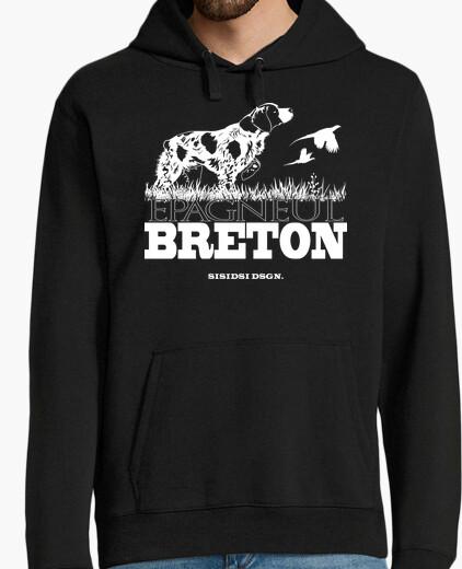 Sweat epagneul breton