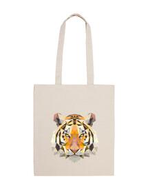 épaule tigre