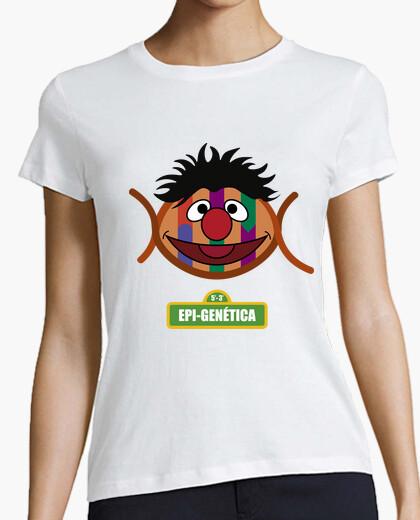 Camiseta EPI-genética - Chica